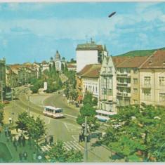 Targu Mures 1977 - centru