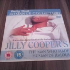 CD JILLY COOPER'S-ROMANCE COLLECTION DAILY MAIL  RARITATE!!!! NOU