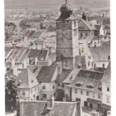 Sibiu 1963 - panorama