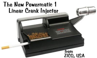 Aparat de facut tigari Powermatic 1+