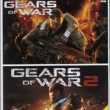 Gears of War 1 + 2 - XBOX 360 [Second hand] - Jocuri Xbox 360, Shooting, 18+, Multiplayer