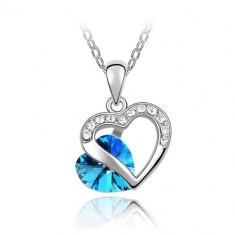 Lantisor Deep Blue Heart