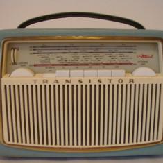 Radio AKKORD TRANSISTOR vintage(defect) - Aparat radio