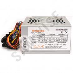 Sursa Segotep 500W ATX-500WH, 2x SATA, 2x Molex, SCP/OCP/OVP, Passive PFC - Sursa PC