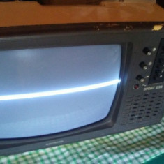 Televizor alb negru marca 235Sport Electronica - Televizor CRT