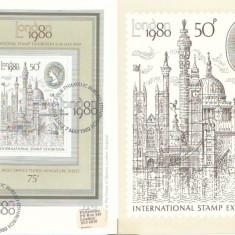 Anglia 1978 - expo Londra, colita maxima