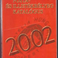 Catalog timbre Ungaria, ed.2002