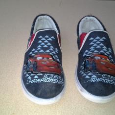 Championships Fulger Mcqueen Cars Disney / papuci mar. 30 - Adidasi copii, Culoare: Din imagine