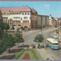 Targu Mures 1966 - centru