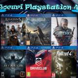 Inchiriere jocuri pentru PlayStation 4 Sony