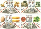 Olanda 1981 - export, serie pe maxima