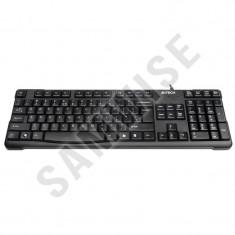 Tastatura A4tech KB-750, USB, Negru