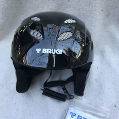 Casca ski schi snowboard noua Brugi marime reglabila 59-61 - Casca snowboard
