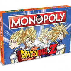 Joc Monopoly Dragon Ball Z Edition - Joc board game
