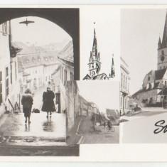 Sibiu 1958 - mozaic