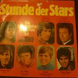 Disc vinyl Various – Stunde Der Stars         Ariola – 85 666 XT