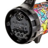 Boxa Bluetooth Portabila cu Microfon si garantie 2 ani - Boxa portabila