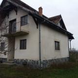 Vila P+M Viile Satu Mare, 42 ari, semifinisata / schimb cu apartament - Casa de vanzare, 170 mp, Numar camere: 4, Suprafata teren: 4200