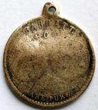 MAREA BRITANIE , Barratt & Co  1911 KING GEORGE V Coronation Medal, Europa