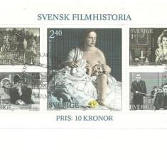 Suedia 1981 - filmhistory, FDC