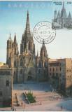 Spania 2009 - Barcelona, maxima