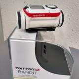 Camera actiune Tomtom Bandit + accesorii !!!