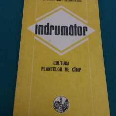 ÎNDRUMĂTOR CULTURA PLANTELOR DE CÎMP/1983