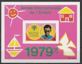 Congo 1979 - ziua copilului, colita ndt neuzata