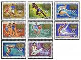 Mongolia 1969 - JOCURI OLIMPICE - SERIE NESTAMPILATA
