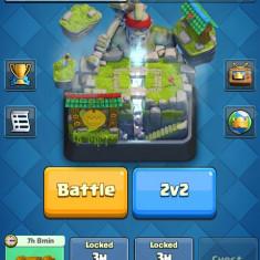 Cont Clash Royale de arena 10🌠🌠 - Joc PC