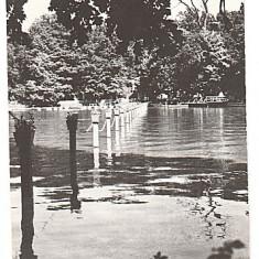 Sibiu 1962 - lacul din Dumbrava