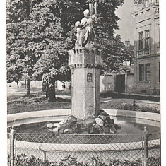 Sibiu 1964 - fantana arteziana