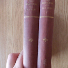 Cumpara ieftin JULES VERNE- VINGT MILLE LIEUES SOUS LES MERS-HETZEL- contin gravuri, doua vol.