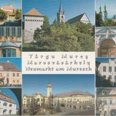 Targu Mures 1997 - mozaic