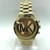 Ceas dama MICHAEL KORS MK6211 gold (Poze reale, Garantie), Quartz