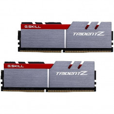 Memorie GSKill Trident Z 32GB DDR4 3000 MHz CL15 Dual Channel Kit - Memorie RAM, Peste 16 GB