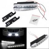 Set 2 Proiectoare LED DRL tip lumini zi