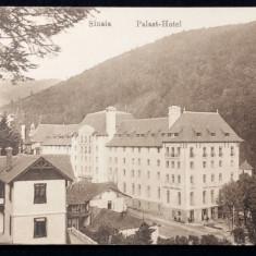 SINAIA - HOTEL PALAS  - INCEPUT DE 1900