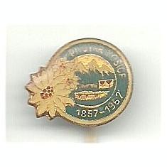 Insigna turism Kosice 1967
