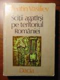 Scitii agatarsi (agatirsi) pe teritoriul Romaniei - V. Vasiliev (1980)