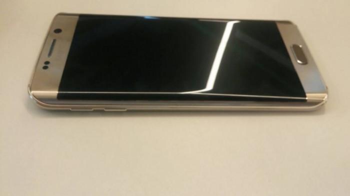 Samsung S6 EDGE Gold Platinum Edition / 3 GB Ram / 32 GB