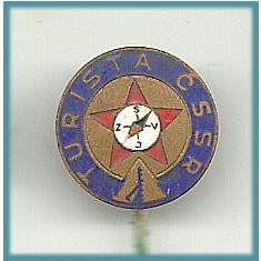 Insigna Turism Cehoslovac