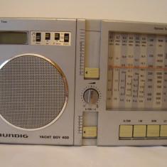 Radio GRUNDIG YACHT BOY 400 - Aparat radio