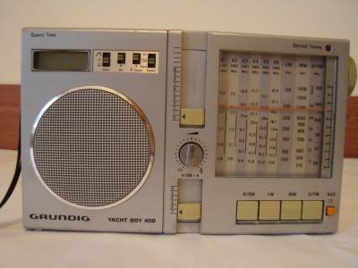 Radio GRUNDIG YACHT BOY 400 foto