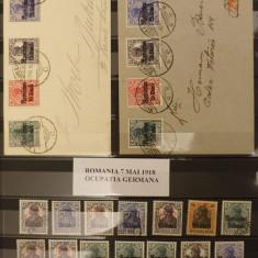 Vand clasor timbre Germania 29 file