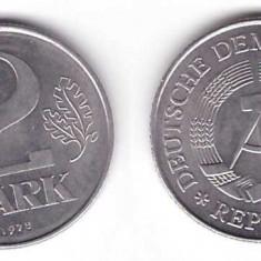 Germania(DDR) 1975 - 2 mark A
