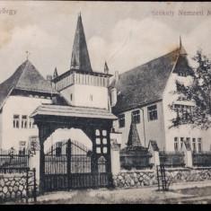 SFANTUL GHEORGHE - SEPSISZENTGYORGY - MUZEUL SECUILOR -CENZURA -INCEPUT DE 1900 - Carte Postala Transilvania 1904-1918, Circulata, Fotografie