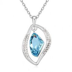 Colier Luky Stone Aquamarine