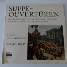 Suppe - Overturen - vynil - Muzica Clasica decca classics, VINIL