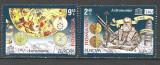 2009 - Europa-astronomie, serie stampilata